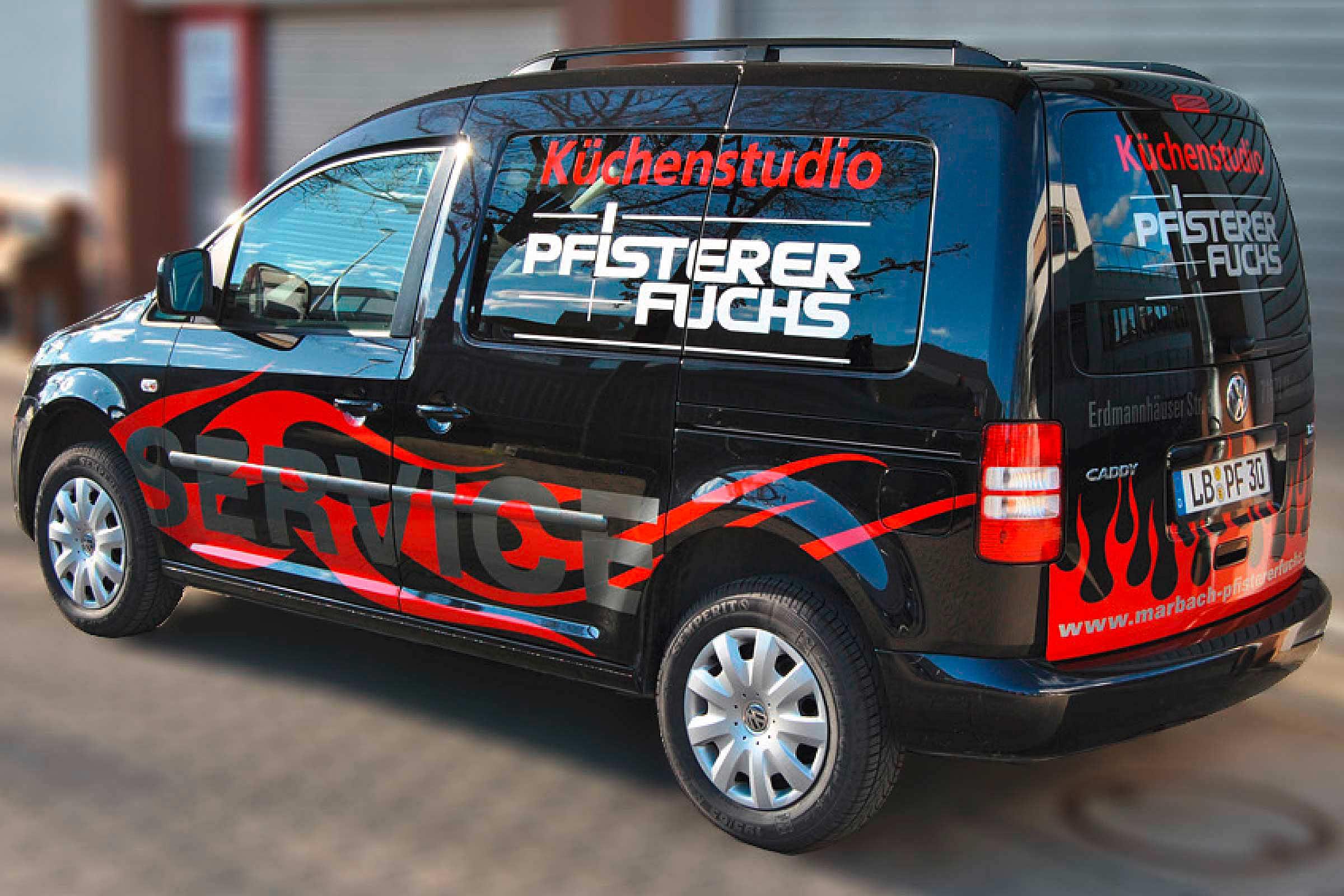 Küchenstudio Pfisterer U0026 Fuchs Caddy